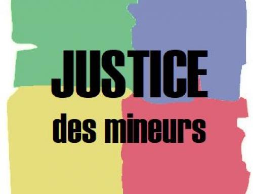 Réforme de la justice des mineurs