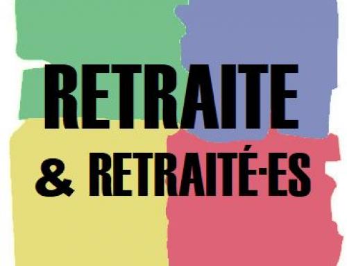 RETRAITES : CONFUSION DES INTENTIONS