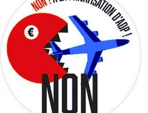 Référendum contre la privatisation d' AÉROPORTS DE PARIS